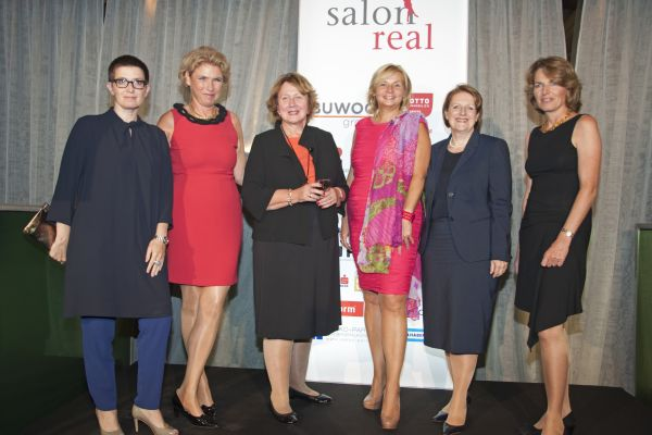 SALON REAL – die Frauen in der Immobilienbranche laden ein!