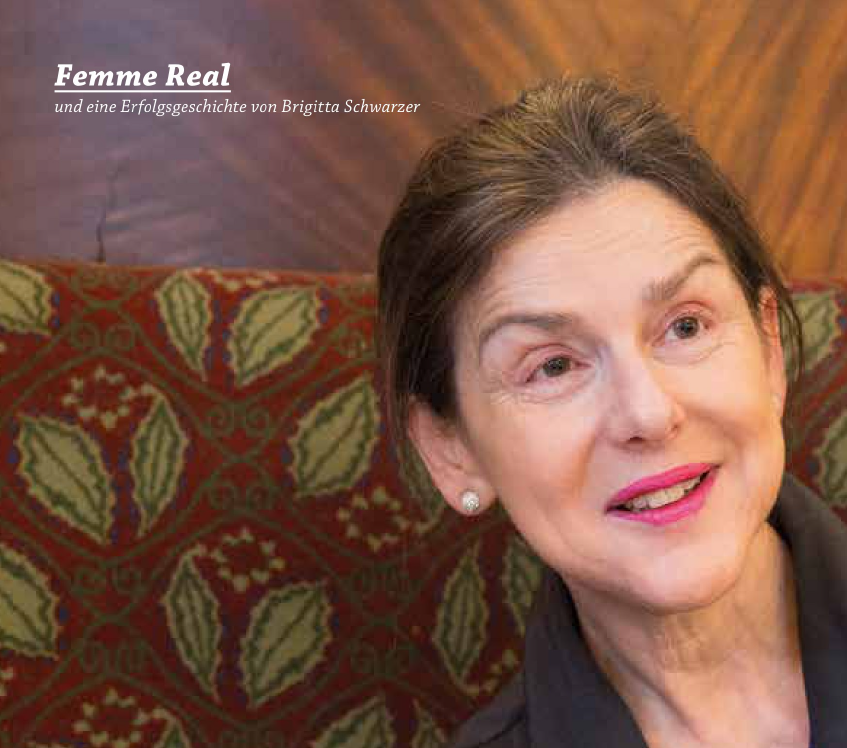 Femme Real - Immobilienmagazin